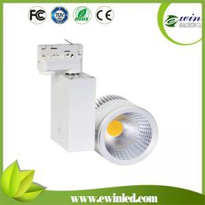 Modern kitchen track lighting, epistar/sumsang smd 2835 high power cob led track Manufactures