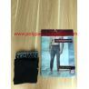 Factory custom men's underwear, packaging plastic bag with hook Manufactures