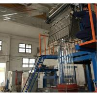 Buy cheap Pvc Drink Label Printing PVC Film Blowing Machine High Durability SJ55×28-Sm1000 from wholesalers