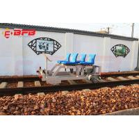 Rail Guided Die Transfer Cart Railway Track Inspection Repairment Maintenance Vehicle Manufactures