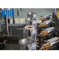 Brushless Needle Winding Machine Electric Motor 4 Stations Full Automatic Manufactures