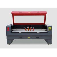 4 Head Industrial Small Laser Cutting Machine 120w 800mm/S Carving Without Charred Manufactures