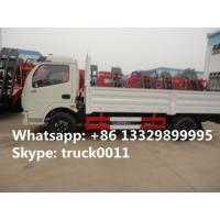 Quality Hot sale dongfeng 4*2 3tons-5tons light duty cargo truck, factory direct sale for sale