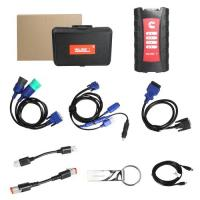 Cummins INLINE 7 Data Link Adapter Heavy Duty Diagnostic Tool Reflash Data, Read & Write ECU Manufactures