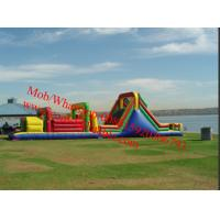 inflatable obstacle course  Obstacle Course / adult inflatable obstacle course for sale Manufactures