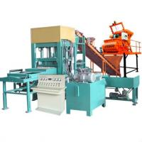 Warmly Welcomed Block Making Machine Manufactures