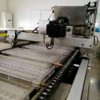 Wafer Biscuit Production Line Semi Automatic / Automatic Coin Chocolate Pure Chocolate Manufactures