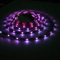 SMD5050 waterproof led cuttable strip lights 12VDC single colour 5mm 8mm PCB , 5M / Reel Manufactures