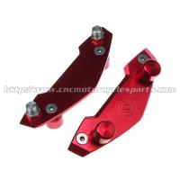 SUZUKI CNC Milled Engine Case Sliders , Engine Guards For Motorcycles Manufactures