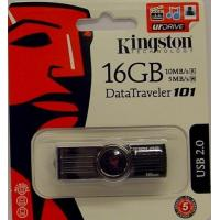 Quality Kingston 16 GB Data Traveler 101 USB Pen Flash Drive/free shipping for sale