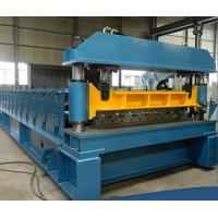 PLC Control Sheet Metal Forming Equipment Roof Tile Forming Machine Manufactures