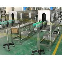 China PVC PE Label End Of Line Packaging Equipment 150 - 450 Bottles Per Minute on sale