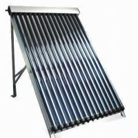 Heat Pipe Solar Collector, Suitable for Split System, Anti-freeze Manufactures