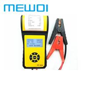 MEWOI300 Car Battery Tester/accumulator; storage battery; storage cell; storage element; accumulator cell Tester Manufactures