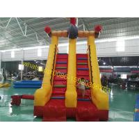 Quality water slip slide kids pool slide for sale