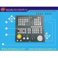Waterproof Tactile Membrane Switch Capacitive Circuit With SMT LED Manufactures