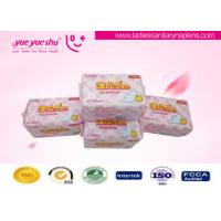 Healthy OEM Sanitary Napkins , Menstrual Period Disposable Sanitary Pads Manufactures