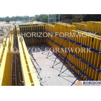 Buy cheap Universal Assembled H20 Beam Wall Formwork Systems For Shear Wall And Column from wholesalers