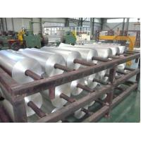 Jumbo Roll Alloy  8011 8006 0.006mm to 0.2 mm Industrial Aluminum Foil Flexible Packing Manufactures