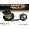 Super power GLC12-C miners cap lamp , 25000lux brightness LED mining headlamp Manufactures