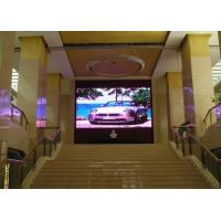 China Commercial Full Color P5 Indoor LED Display Energy Saving For Advertisement on sale