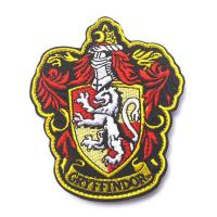 3D Embroidered Custom Cloth Badges Woven Patch Ironing On Back Damask Material Manufactures