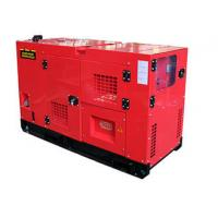 China Denyo Style Cummins Engine Silent Diesel Generator Set 20 KW 25 KVA With CE Approval on sale