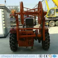 Competitive price Hydraulic Cable Puller Pulling Equipment Line Stringing Machine Manufactures