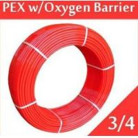 Quality 3 layer EVOH PEX tube with oxygen barrier for sale