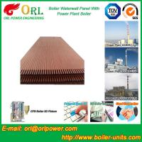 Longitudinal Membrane Water Wall Thermal Insulation ISO9001 Certification Manufactures
