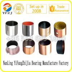 Quality Full size of oilless bearing ,bushing bearing ,du bush,dx bush,copper bush,brass for sale