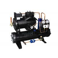 CA-0300 Water Cooled Condensing Units Low Temperature Low Noise Highly Stable Perfomance Manufactures