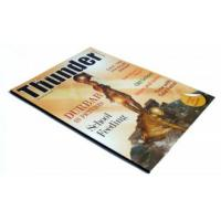 Quality UV coated or glossy / matte oil vanishing offset paper Printing Trade Magazines for sale