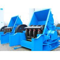 Reversible Impact Rock Crusher Machine 30-60 M / S  Rotor Circumferential Speed Manufactures