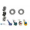 12pt Scarifier Tct Cutters Blastrac Scarifier Accessories On Cutter Drum Assemblies Floor Scabblers Manufactures