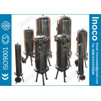 BOCIN SS 304 / SS 316 Industrial Cartridge Filters Dust Collector For Air Filtration CE Manufactures