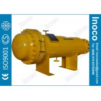 BOCIN Carbon Steel Gas filter separator with cartridge to remove solids and mesh pad to remove mist Manufactures
