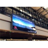 P4 Digital Advertising Display Screens , Full Color Smd Led Display Screen Indoor Manufactures