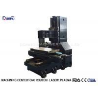 Quality Durable CNC Milling Machine Vertical Machining Center For Processing Plumbing for sale