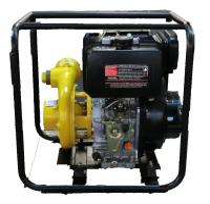 China Single Cylinder Vertical High Pressure Water Pump Bilobed Wheel Design on sale