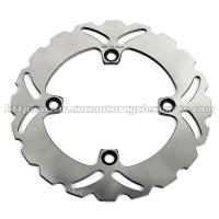 HORNET 250 Motorcycle Brake Disc Rear Racing Brake Rotors Honda CBR250R 304 Steel Manufactures