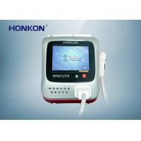 Powerful Permanent Hair Removal Device / Quick Diode 808 Laser Hair Removal Machine Manufactures