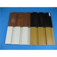 Buy cheap 5900mm Commercial Wood Claddings 198mm x 16mm WPC Wall Cladding from wholesalers