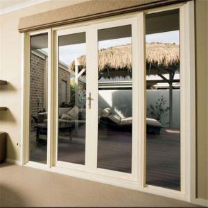 Aluminum profile-Non-thermal break-Swing door-Black-55/65mmseries Manufactures