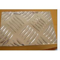 High Strength Aluminium Checker Plate SheetWith Different Specification Manufactures