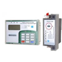 Single Phase Split Din Rail Prepayment Power Meter With CIU Pole Mounting Manufactures