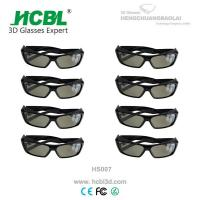 Virtual Reality Passive Polarized 3D Glasses For Home Theater Projectors Manufactures