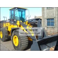 5 Ton Earth Moving Equipment , Strong Carrying Capacity Tractor Front End Loaders Manufactures