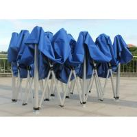 Dark Blue Heavy Duty Waterproof Pop Up Gazebo 3x6 For Trade Event Display Manufactures