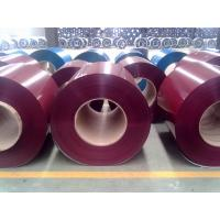 High scientific DX51D 920mm width 0.35mm thickness z110g/m^2 hot rolled PPGI Coils Manufactures